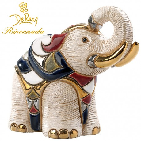 White Elephant Figurine Kitchen Point