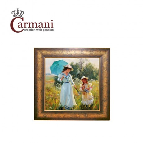 High Quality Framed Reproduction Print Picture by Monet