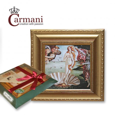 Quality Framed Reproduction Print Picture by Botticelli