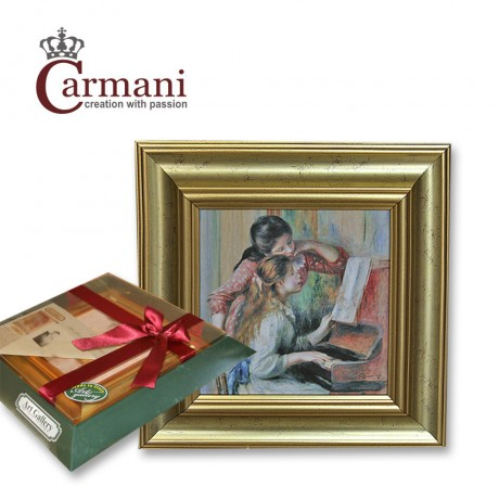 Quality Framed Reproduction Print Picture by Renoir