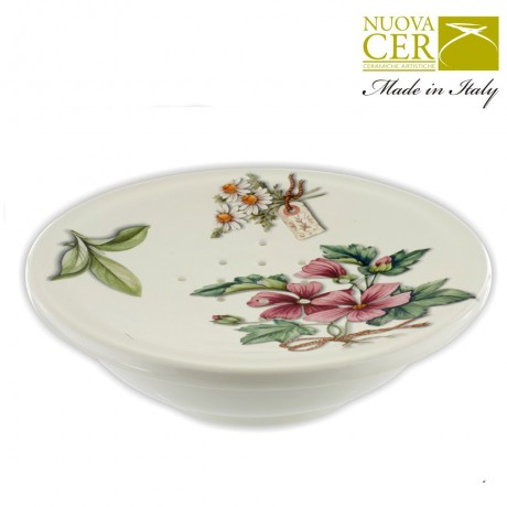Round Ceramic Bowl - Botany Collection