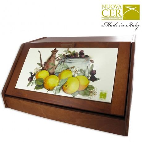 Bread Box - Lemons