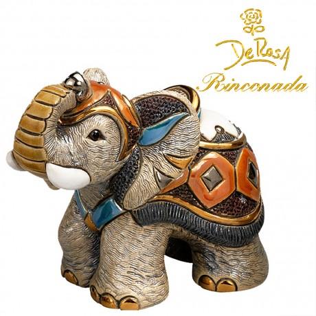 Asian Elephant Figurine