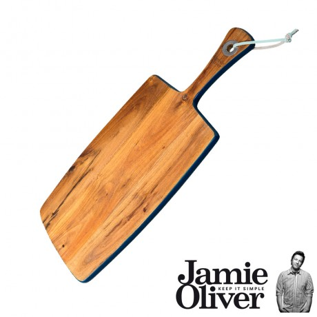 JAMIE OLIVER Antipasti Serving Board - blue edge