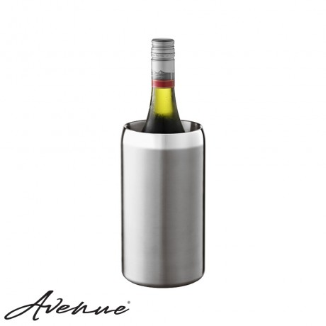 Silver Flow Wine Cooler