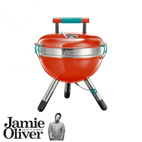 JO Park BBQ mini grill RED