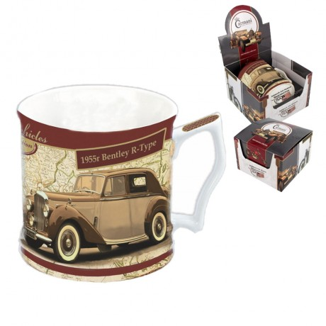 Mug for a Man 480 ml - old car 1955r Bentley R-Type