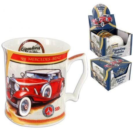Mug for a Man 480 ml - Legendary Vehicles 1935r Mercedes Benz