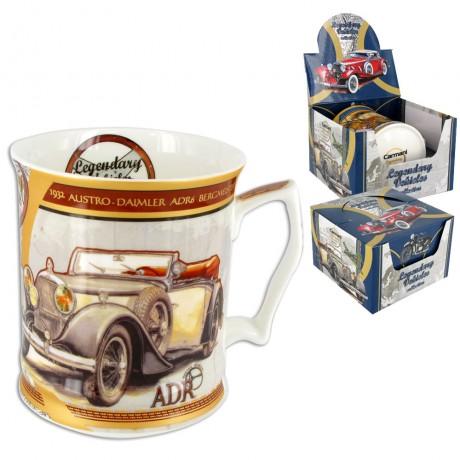 Mug for a Man 480 ml - Legendary Vehicles 1932r Austro-Daimler ADR6 Bergmeister