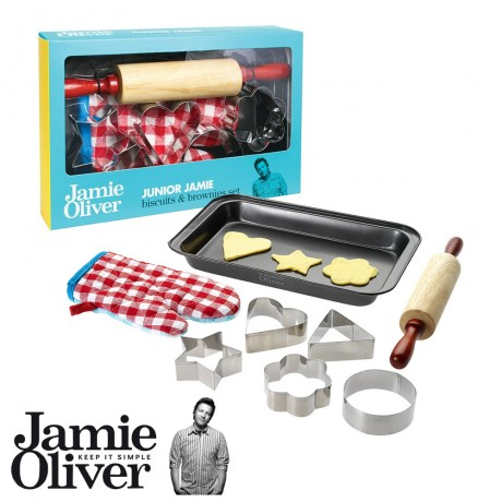 Junior Jamie Kids Baking Set