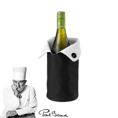 Wine Cooler Sleeve Black & White