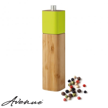 Bamboo Peppermill
