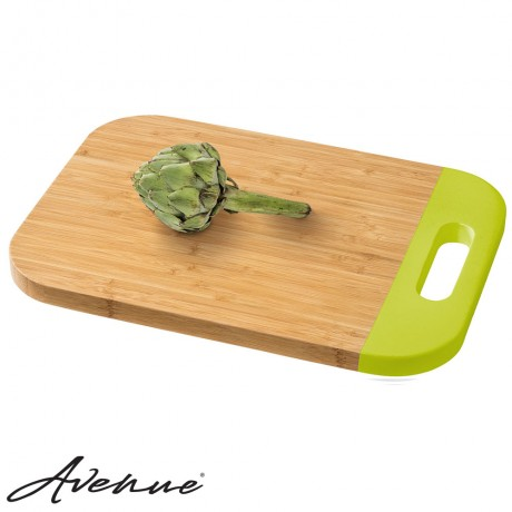 Bamboo Cutting Board - lime