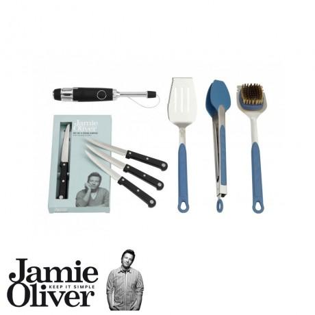JAMIE OLIVER BBQ accessories set