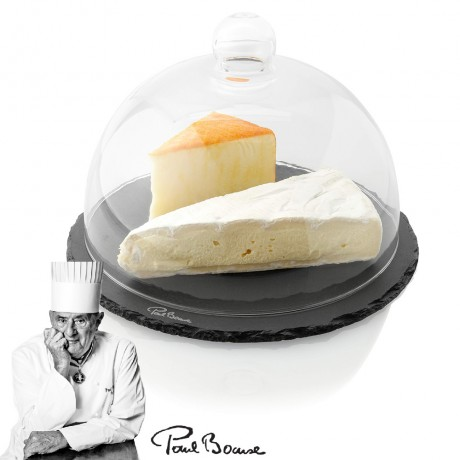 PAUL BOCUSE Cheese Cloche Serving Board